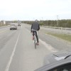 Dale heads out - June 1 - start of TransCanada