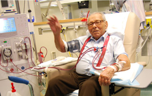 hemodialysis patient