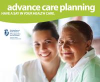 Advance care cover