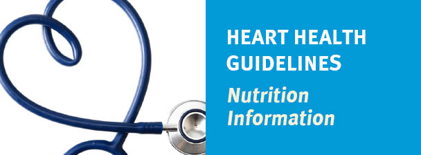 Heart Health guidelines
