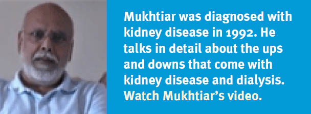 mukthiar's story of diagnosis and treatment