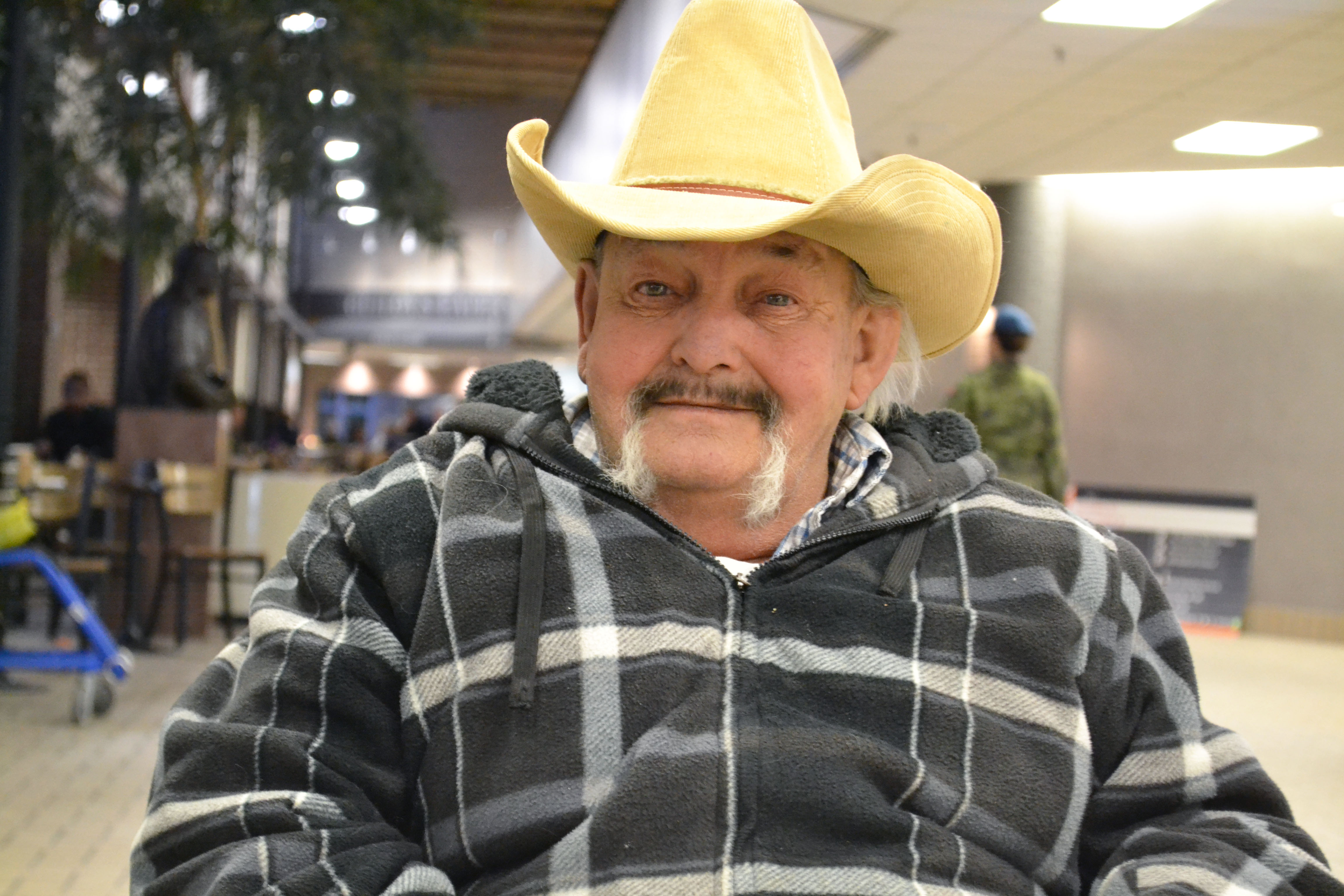 Morning Greetings A Must For Dialysis Patient Cowboy